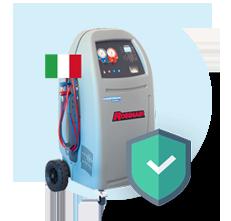 Заправка автокондиционера + проверка системы на герметичность «под ключ»